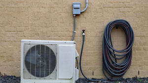 What is a ductless mini-split system