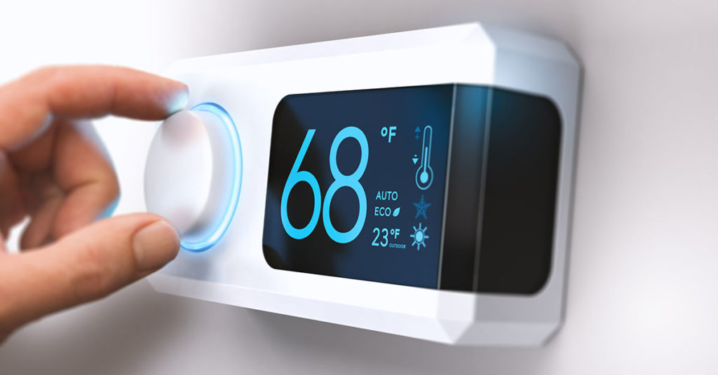 Set Your Thermostat During Winter